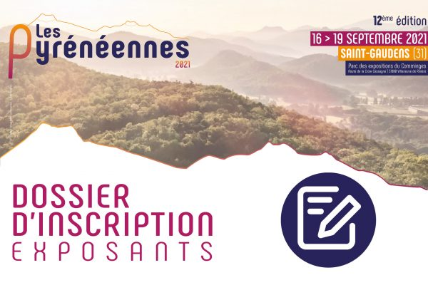Dossier d'inscription exposants